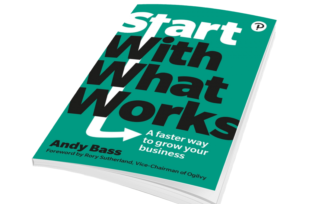 The ROI from Starting With What Works